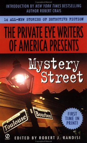 Mystery Street: Private Eye Writers of America Presents (#2) - Various
