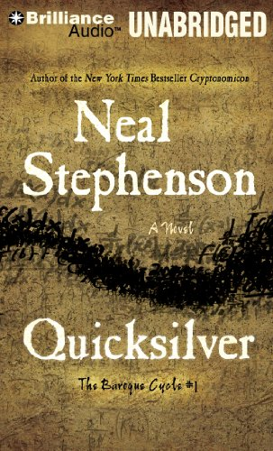 Quicksilver (Baroque Cycle) - Neal Stephenson