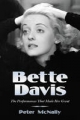Bette Davis - Peter McNally