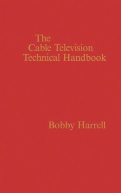 Cable Television Technology Handbook - Harrell, Bobby