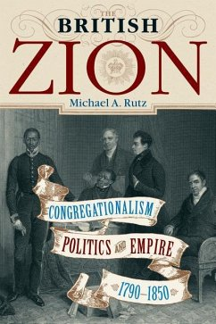 The British Zion - Rutz, Michael A.