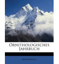 Ornithologisches Jahrbuch Volume 5, 1894 - Anonymous
