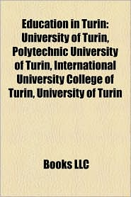 Education In Turin - Books Llc