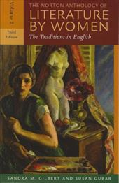 The Norton Anthology of Literature by Women, Volume 2: The Traditions in English - Gilbert, Sandra M. / Gubar, Susan