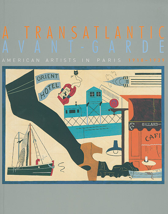 A Transatlantic Avant-Garde. American Artists in Paris 1918-1939. - Hg. Sophie Lévy. Katalog, Washington u.a. 2004.