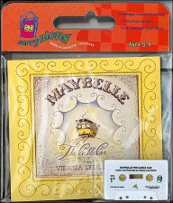 Maybelle the Cable Car Book & Cassette - Virginia Lee Burton