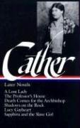 Cather: Later Novels
