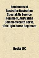 Regiments of Australia: Australian Special Air Service Regiment