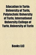 Education in Turin: University of Turin