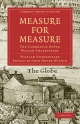 Measure for Measure - William Shakespeare; Sir Arthur Quiller-Couch; John Dover Wilson