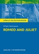 Romeo and Juliet - Romeo und Julia von Wiliam Shakespeare. - William Shakespeare