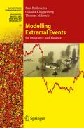 Modelling Extremal Events: for Insurance and Finance (Stochastic Modelling and Applied Probability) - Paul Embrechts