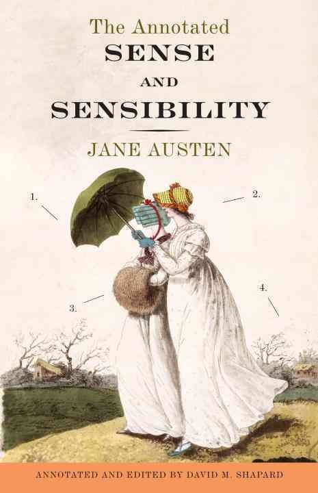 The Annotated Sense and Sensibility - David M. Shapard