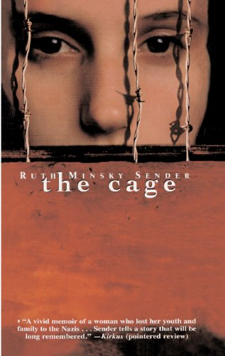 The Cage (Turtleback School  &  Library Binding Edition) - Ruth Minsky Sender